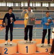 Hassane Ahouchar y Marta Cambra vencedores del IV Circuito Ruralcaja