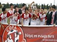 El IES L'Eliana campeón de la Copa Coca-Cola en Valencia