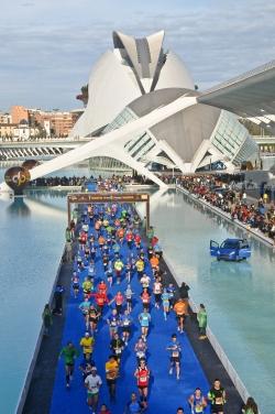 El Maratón Divina Pastora Valencia vuelve a asombrar al mundo