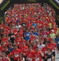 Una cita solidaria con Sant Joan de Déu después del Maratón Valencia