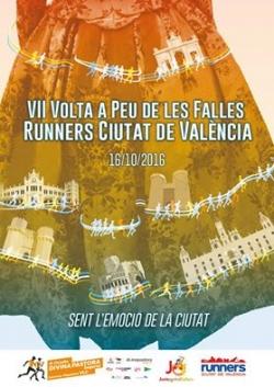 VII Volta a Peu de les Falles/Runners Ciutat de València