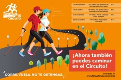 La 41ª Volta a Peu de Sant Marcel•lí i Sant Isidre estrena la modalidad de marcha a pie en el Circuito