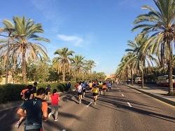 Gran rentrée del Circuito de Carreras Populares a las calles de Valencia