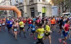 VIII Volta a Peu de les Falles/Runners Ciutat de València
