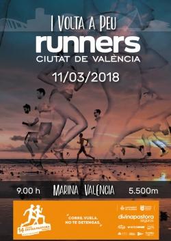 Abiertas las inscripciones a la I Volta a Peu Runners Ciutat de València