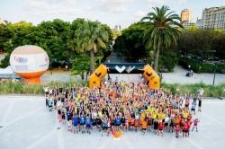 El Jardí del Turia alberga una nueva edición del Global Running Day 2018