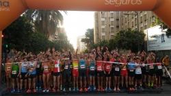 La VII Carrera Universitat de València pone el punto final al circuito 2018