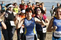 Más de 5 400 corredores en la II Volta a Peu Runners Ciutat de València
