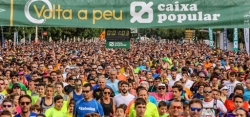 La Volta a Peu València Caixa Popular 2020 ya tiene fecha: 17 de mayo