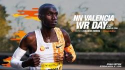 Cheptegei buscará el Récord del Mundo de 10.000 metros en València