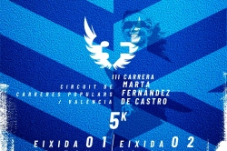 Carrera Marta Fernández de Castro. Vuelven las Carreras organizadas por la Fundación Deportiva Municipal