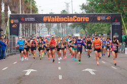 La IX Carrera Universitat de València abre inscripciones para 1.500 corredoras y corredores